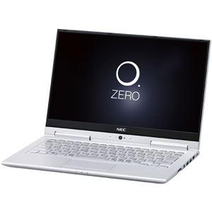 NECパーソナル LAVIE Hybrid ZERO - HZ350/GAS ムーンシルバー PC-HZ350GAS - 拡大画像