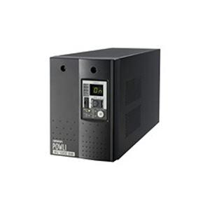 オムロン 無停電電源装置(常時インバータ給電) AC200V:1000VA/700W:縦置 BU1002SW