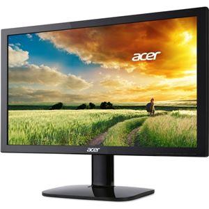 Acer 21.5型ワイド液晶ディスプレイ KA220HQbid(TN/非光沢/1920x1080/200cd/100000000:1/5ms/ブラック/ミニD-Sub15ピン・DVI-D24ピン・HDMI) KA220HQbid