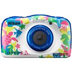 ニコン デジタルカメラ COOLPIX W100 マリン COOLPIXW100MR
