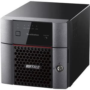 バッファロー TeraStation TS3210DNシリーズ 小規模オフィス・SOHO向け 2ドライブNAS6TB TS3210DN0602