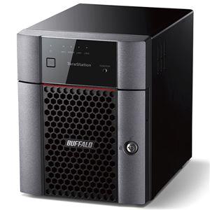 バッファロー TeraStation TS3410DNシリーズ 小規模オフィス・SOHO向け 4ドライブNAS2TB TS3410DN0204