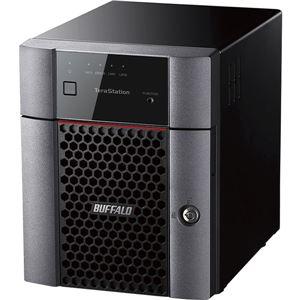 バッファロー TeraStation TS3410DNシリーズ 小規模オフィス・SOHO向け 4ドライブNAS12TB TS3410DN1204