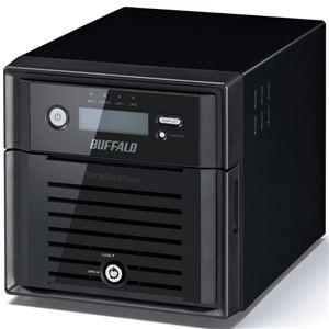 バッファロー Windows Storage Server 2016 Workgroup Edition搭載2ベイ NAS 8TB WS5200DN08W6