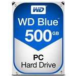 WESTERN DIGITAL WD Blueシリーズ 3.5インチ内蔵HDD 500GB SATA3(6Gb/s) 5400rpm64MB WD5000AZRZ-RT