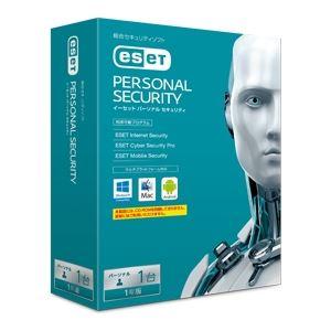 キヤノンITソリューションズ ESET パーソナル セキュリティ 1年版 CITS-ES10-001 - 拡大画像