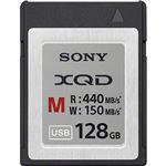 SONY XQDメモリーカード Mシリーズ 128GB QD-M128A