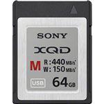 SONY XQDメモリーカード Mシリーズ 64GB QD-M64A