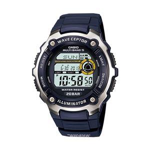 カシオ計算機 電波時計 SPORTS GEAR WV-M200-2AJF - 拡大画像