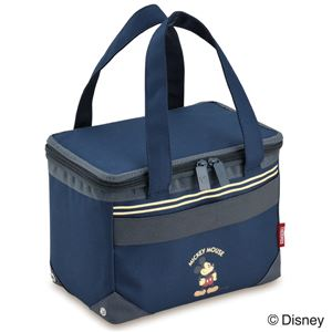 サーモス ソフトクーラー 約5L Disney (ブルー) REH-005DS-BL - 拡大画像