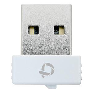 プラネックスコミュニケーションズ 11n/g/b対応 150Mbps WPSボタン搭載 超小型 無線LAN USBアダプタ GW-USNANO2A - 拡大画像