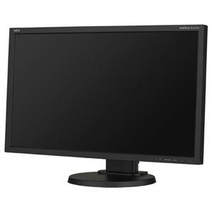 NEC 23型IPSワイド液晶ディスプレイ(黒) LCD-E233WMI-BK - 拡大画像