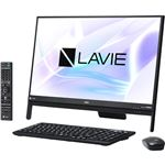 NECパーソナル LAVIE Desk All-in-one - DA570/HAB ファインブラック PC-DA570HAB
