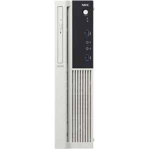 NEC Mate タイプML (Celeron G3900 2.8GHz/4GB/500GB/マルチ/OfPer16/Win7 Pro 32(Win10DG)/リカバリ媒体/1年保証) PC-MK28ELZLCGSU