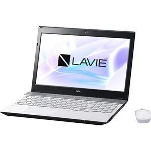 NECパーソナル LAVIE Note Standard - NS750/HAW クリスタルホワイト PC-NS750HAW - 拡大画像
