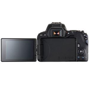 キヤノン デジタル一眼レフカメラ EOS Kiss X9 ブラック(W)・ボディー 2248C001 商品写真3
