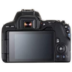 キヤノン デジタル一眼レフカメラ EOS Kiss X9 ブラック(W)・ダブルズームキット 2248C003 商品写真2