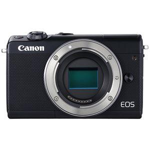 キヤノン ミラーレスカメラ EOS M100・ボディー (ブラック) 2209C004 商品写真