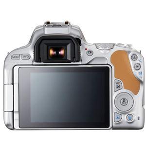 キヤノン デジタル一眼レフカメラ EOS Kiss X9 シルバー(W)・EF-S18-55 F4 STMレンズキット 2254C001 商品写真2
