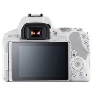 キヤノン デジタル一眼レフカメラ EOS Kiss X9 ホワイト(W)・EF-S18-55 F4 STMレンズキット 2251C001 商品写真2