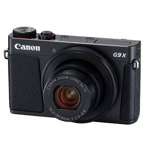 キヤノン デジタルカメラ PowerShot G9 X Mark II (ブラック) 1717C004 商品写真1