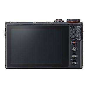 キヤノン デジタルカメラ PowerShot G9 X Mark II (ブラック) 1717C004 商品写真2