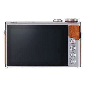キヤノン デジタルカメラ PowerShot G9 X Mark II (シルバー) 1718C004 商品写真2
