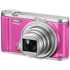 カシオ計算機 デジタルカメラ HIGH SPEED EXILIM EX-ZR3200 ビビッドピンク EX-ZR3200VP 商品写真