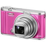 カシオ計算機 デジタルカメラ HIGH SPEED EXILIM EX-ZR3200 ビビッドピンク EX-ZR3200VP