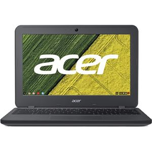 Acer Chromebook 11 C731-N14N (Chrome OS/CeleronN3060/4GB/32GB eMMC/11.6/WiFi/モバイル/APなし/1年保証/スティールグレイ) C731-N14N