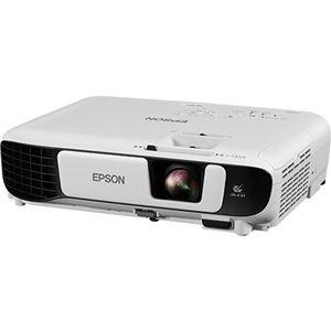 エプソン ビジネスプロジェクター/ベーシックモデル/3600lm/WXGA/2.5kg/ホーム画面機能/MHL対応 EB-W41