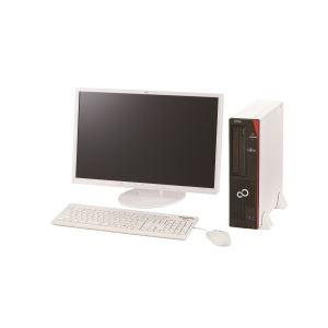 FUJITSU ESPRIMO D587/RX (Core i5-6500/4GB/500GB/multi/Win7Pro64(10DG)/Office Home & Business 2016) FMVD2604MP - 拡大画像
