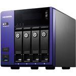アイ・オー・データ機器 Windows Storage Server 2016 Standard Edition/IntelCeleron搭載 4ドライブ法人向けNAS 4TB HDL-Z4WP4D