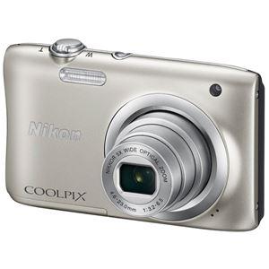 ニコン デジタルカメラ COOLPIX A100 シルバー COOLPIXA100SL 商品写真3
