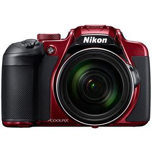 ニコン デジタルカメラ COOLPIX B700 レッド COOLPIXB700RD 商品写真1