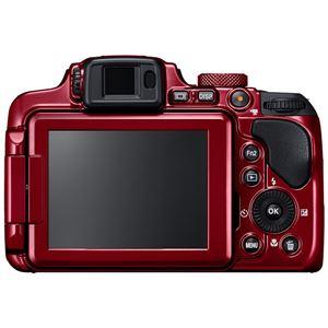 ニコン デジタルカメラ COOLPIX B700 レッド COOLPIXB700RD 商品写真2