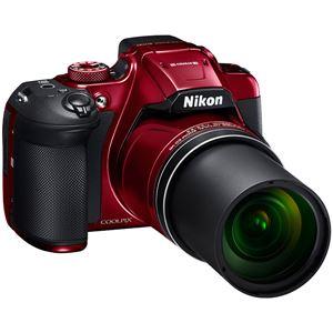 ニコン デジタルカメラ COOLPIX B700 レッド COOLPIXB700RD 商品写真4