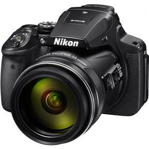 ニコン デジタルカメラ COOLPIX P900 ブラック COOLPIXP900BK 商品写真2