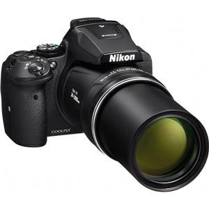 ニコン デジタルカメラ COOLPIX P900 ブラック COOLPIXP900BK 商品写真4