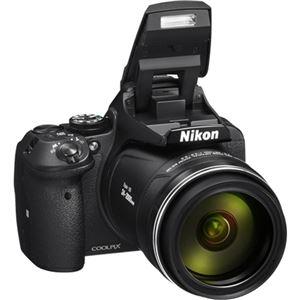 ニコン デジタルカメラ COOLPIX P900 ブラック COOLPIXP900BK 商品写真5