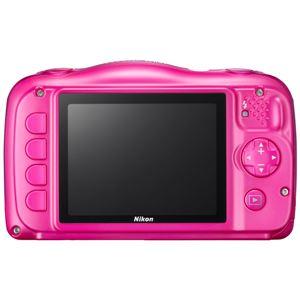 ニコン デジタルカメラ COOLPIX W100 ピンク COOLPIXW100PK 商品写真2