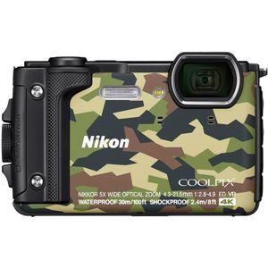 ニコン デジタルカメラ COOLPIX W300 カムフラージュ COOLPIXW300GR 商品写真1