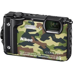 ニコン デジタルカメラ COOLPIX W300 カムフラージュ COOLPIXW300GR 商品写真3
