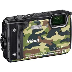ニコン デジタルカメラ COOLPIX W300 カムフラージュ COOLPIXW300GR 商品写真4
