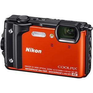 ニコン デジタルカメラ COOLPIX W300 オレンジ COOLPIXW300OR 商品写真3
