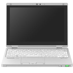 パナソニック Let's note RZ6 法人(Corei5-7Y57vPro/8GB/SSD256GB/W10P64/10.1WUXGA) CF-RZ6RDRVS - 拡大画像