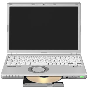 パナソニック Let's note SZ6 法人(Corei5-7200U/4GB/HDD320GB/SMD/W10P64/12.1WUXGA/電池L) CF-SZ6HDCVS