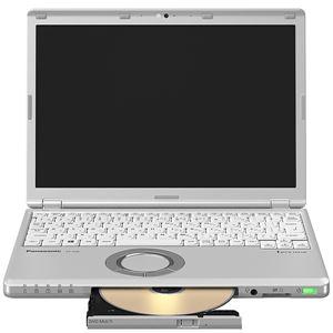 パナソニック Let's note SZ6 法人(Corei5-7300UvPro/4GB/SSD128GB/SMD/W10P64/12.1WUXGA/電池S) CF-SZ6RD6VS