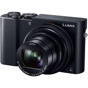 パナソニック(家電) デジタルカメラ LUMIX TX1 (ブラック) DMC-TX1-K 商品写真
