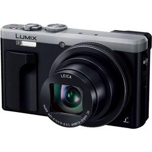 パナソニック(家電) デジタルカメラ LUMIX TZ85 (シルバー) DMC-TZ85-S 商品写真